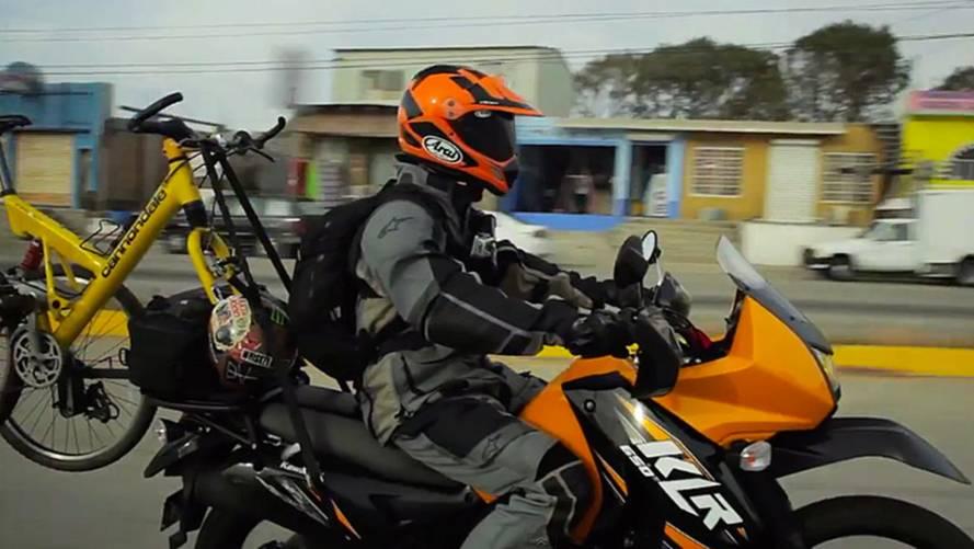 Jamie Robinson Does Baja...On A Bicycle