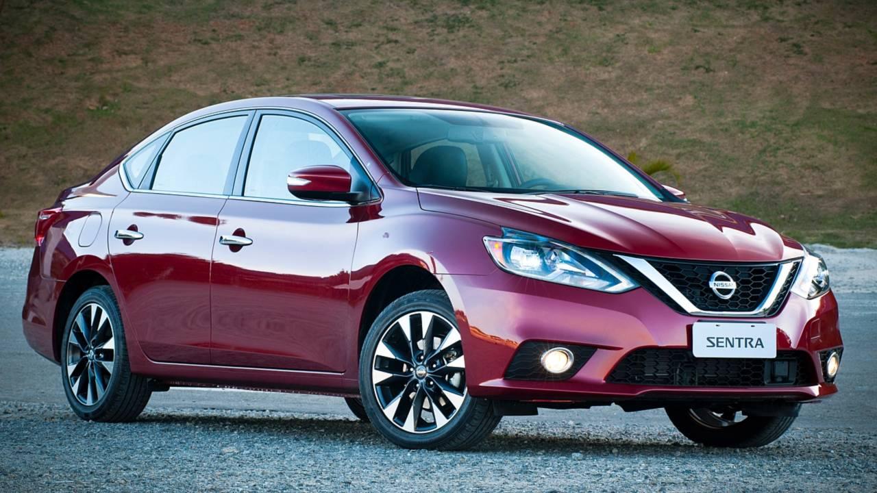Nissan Sentra - Linha 2019