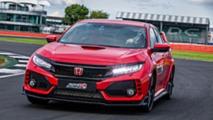 Honda Civic Type R récord Silverstone