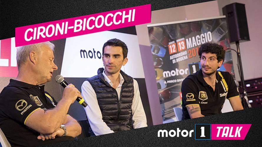 Drive Experience, come nasce l'Academy di Loris Bicocchi e Davide Cironi
