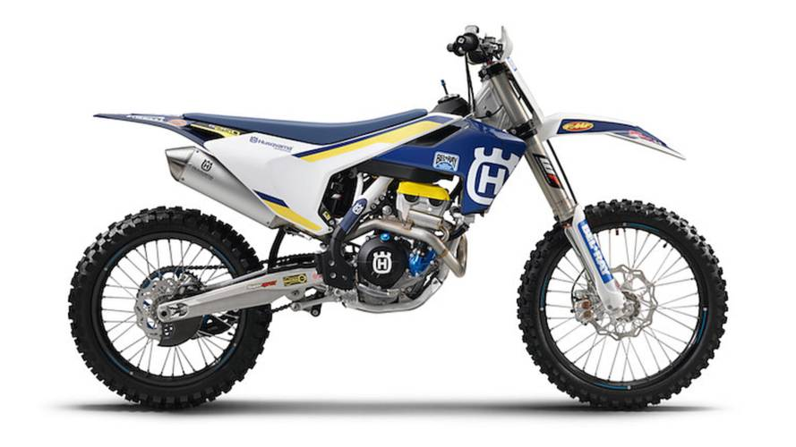 Husqvarna Issues Recall for FC 250 Models
