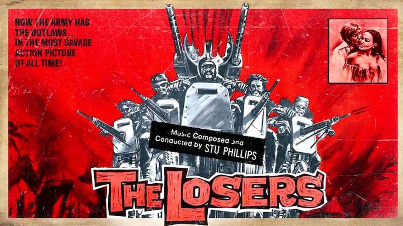 The Losers/Nam's Angels (1970) - Moto Movie Review