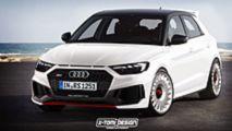 2019 Audi RS1 Clubsport Quattro render