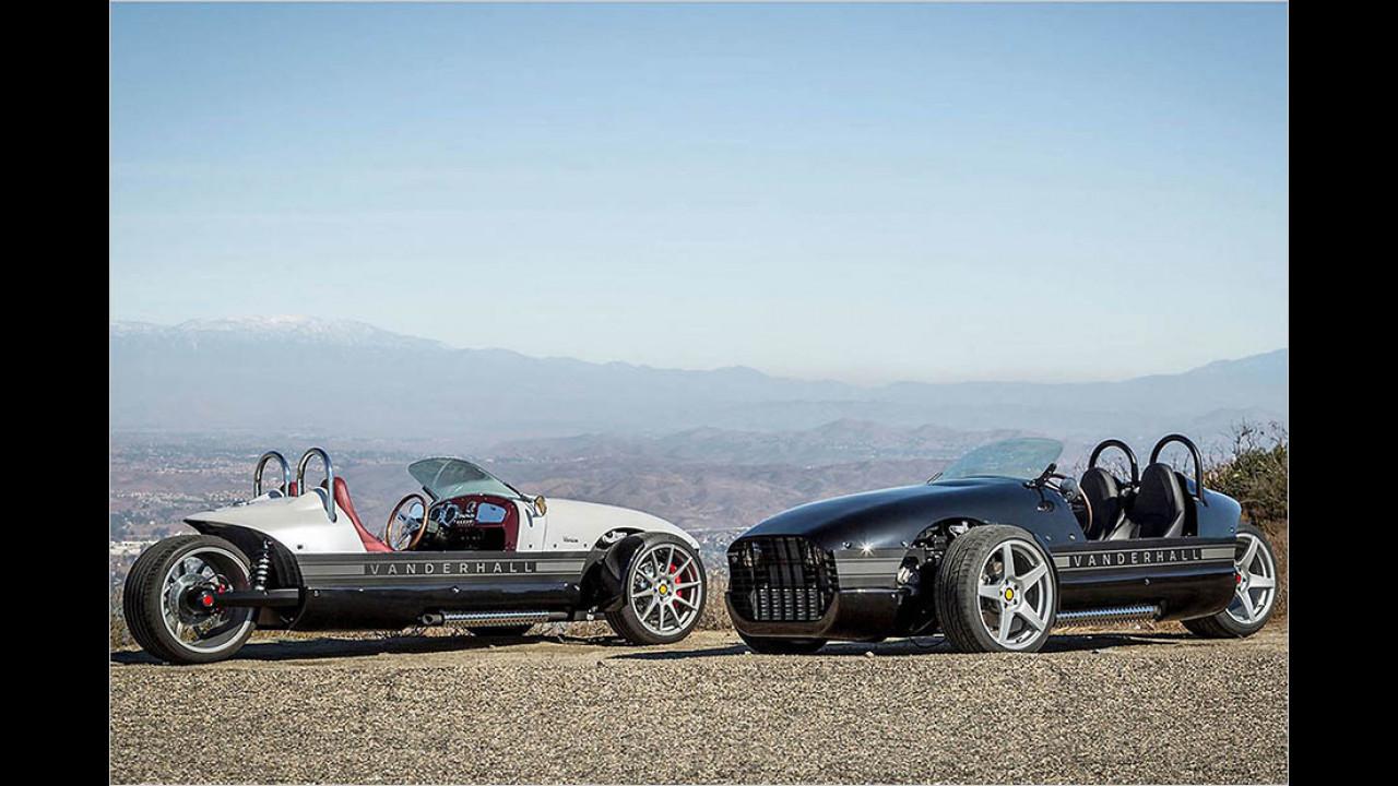 Vanderhall Venice Roadster