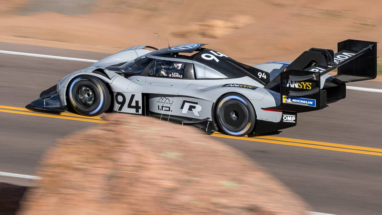 vws record setting pikes peak run update