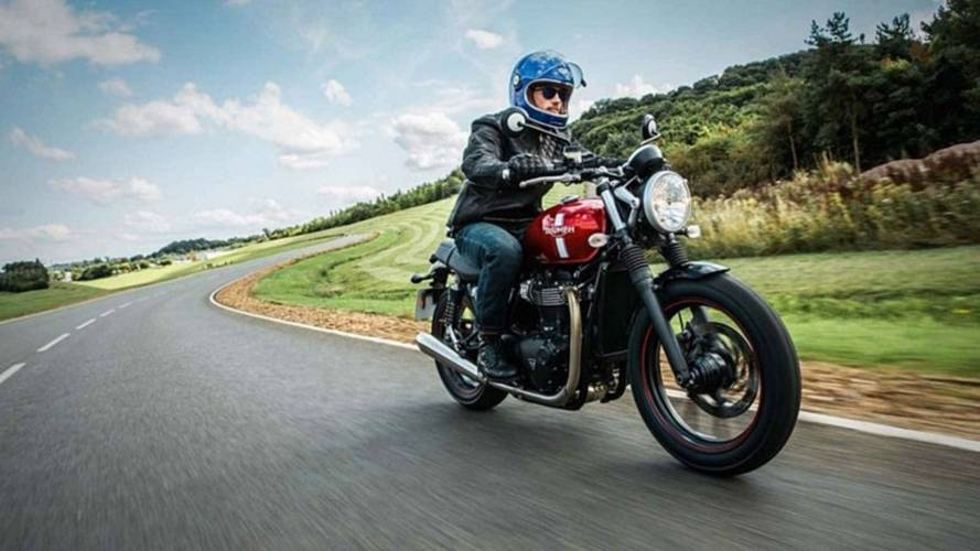 Fire Risk Forces Recall of Triumph Street Twin, Bonneville T120