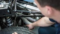 VW GTI Twin-Engine Rally Car