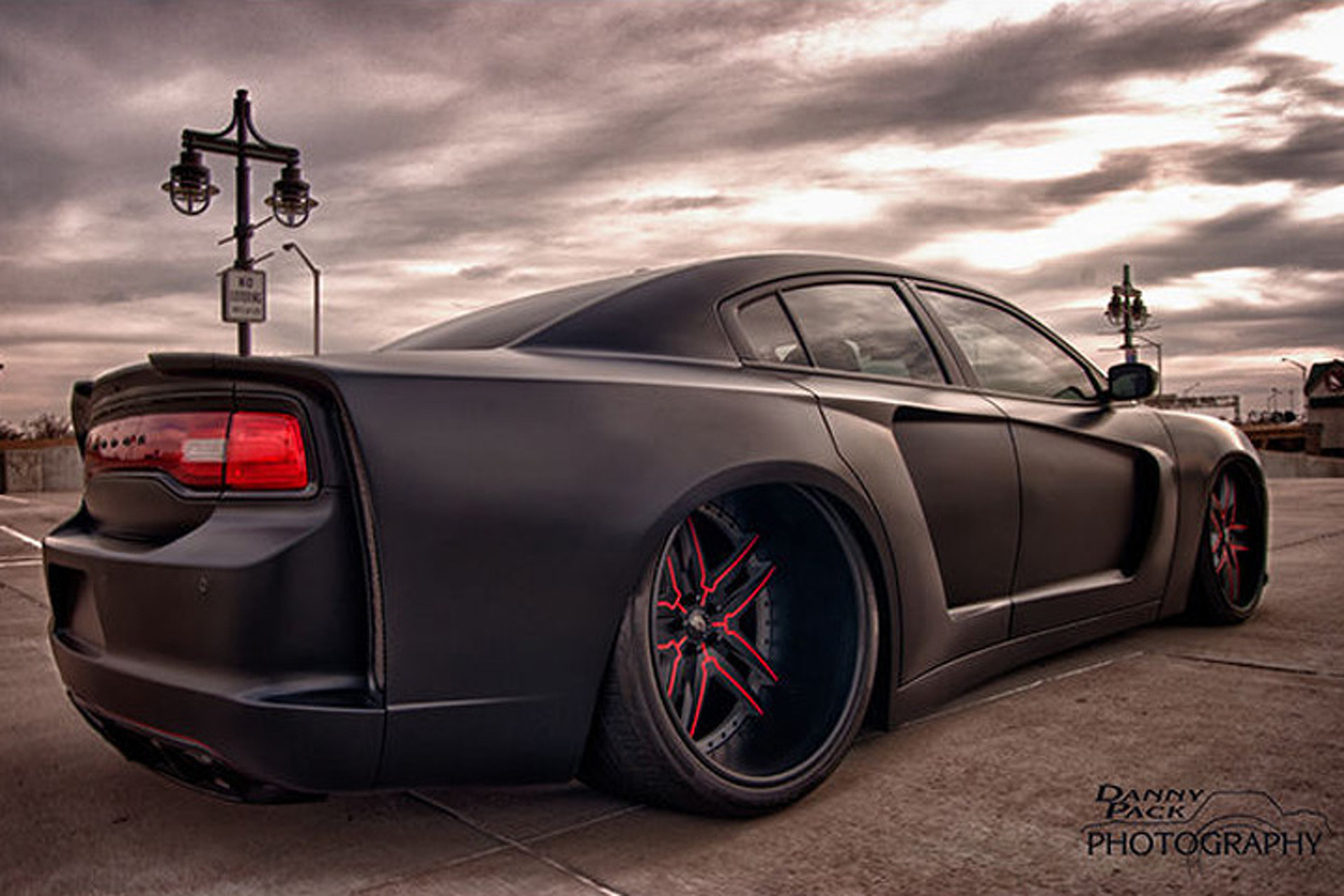 Matte Black Hellcat Charger >> Hellcat Beware This Widebody Charger Is A Real Terror