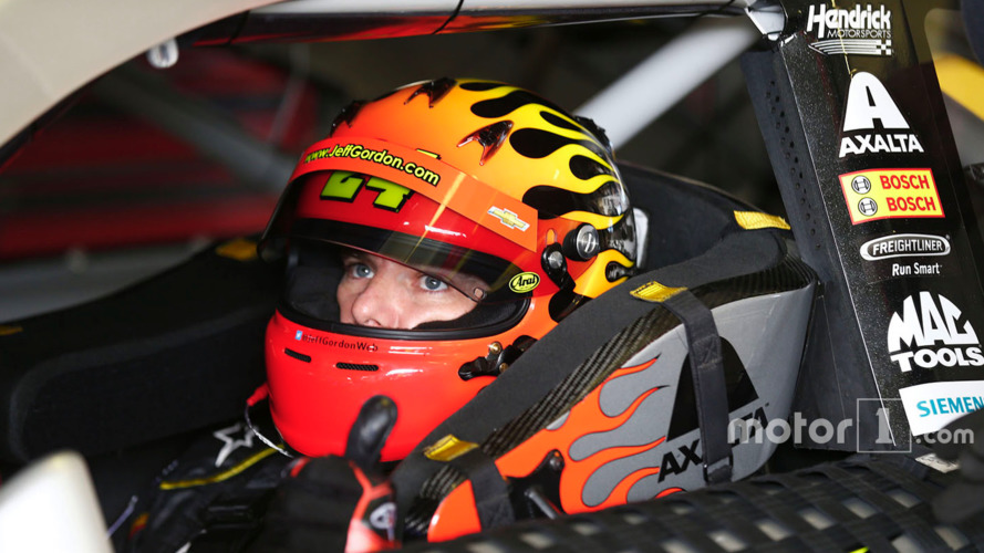 Retired Jeff Gordon to race at Indianapolis if Earnhardt isn't cleared