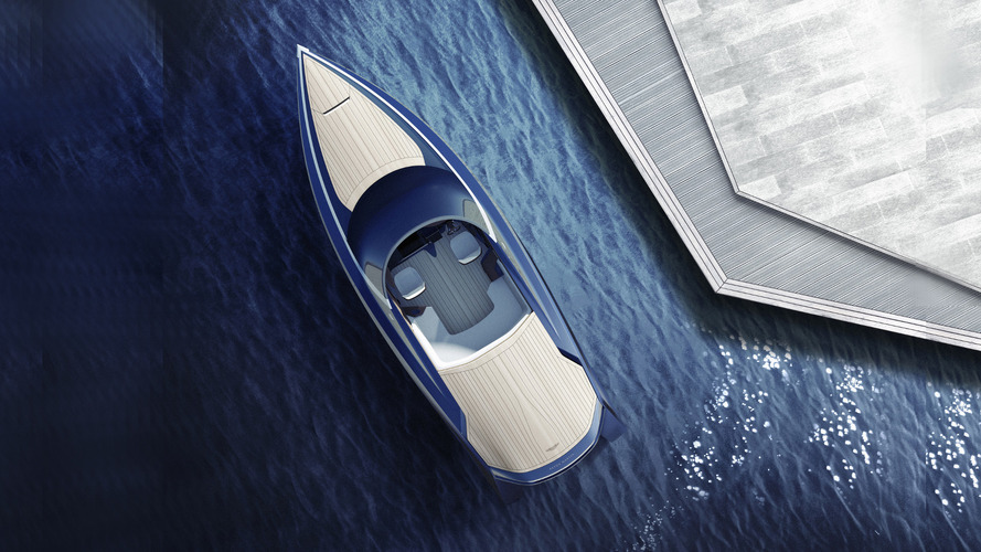 James Bond pourra-t-il disposer de ce yacht Aston Martin ?