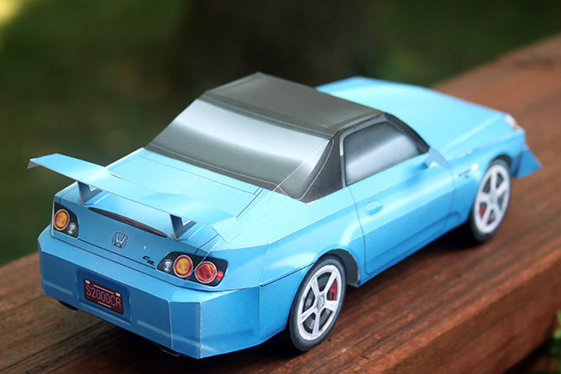 Build Your Honda >> Build Your Own Honda S2000 For Free