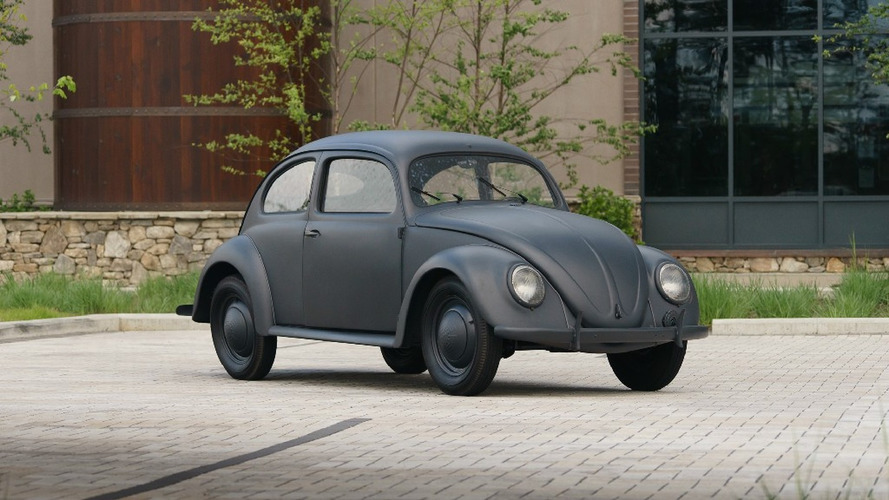 1943 KdF Type 60 Beetle can be yours for £233,000 (77 pics)