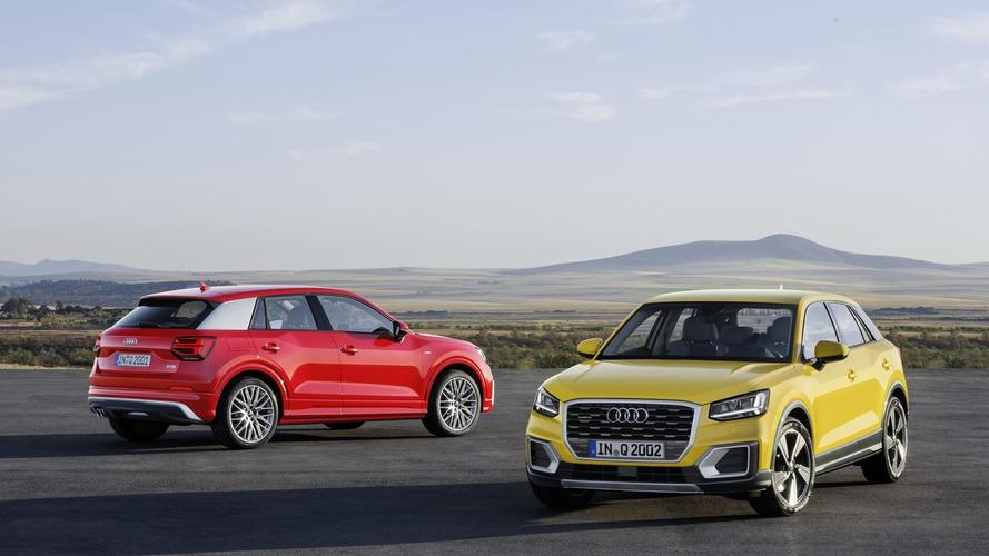 Audi Q2'ye sportif bir seçenek eklendi