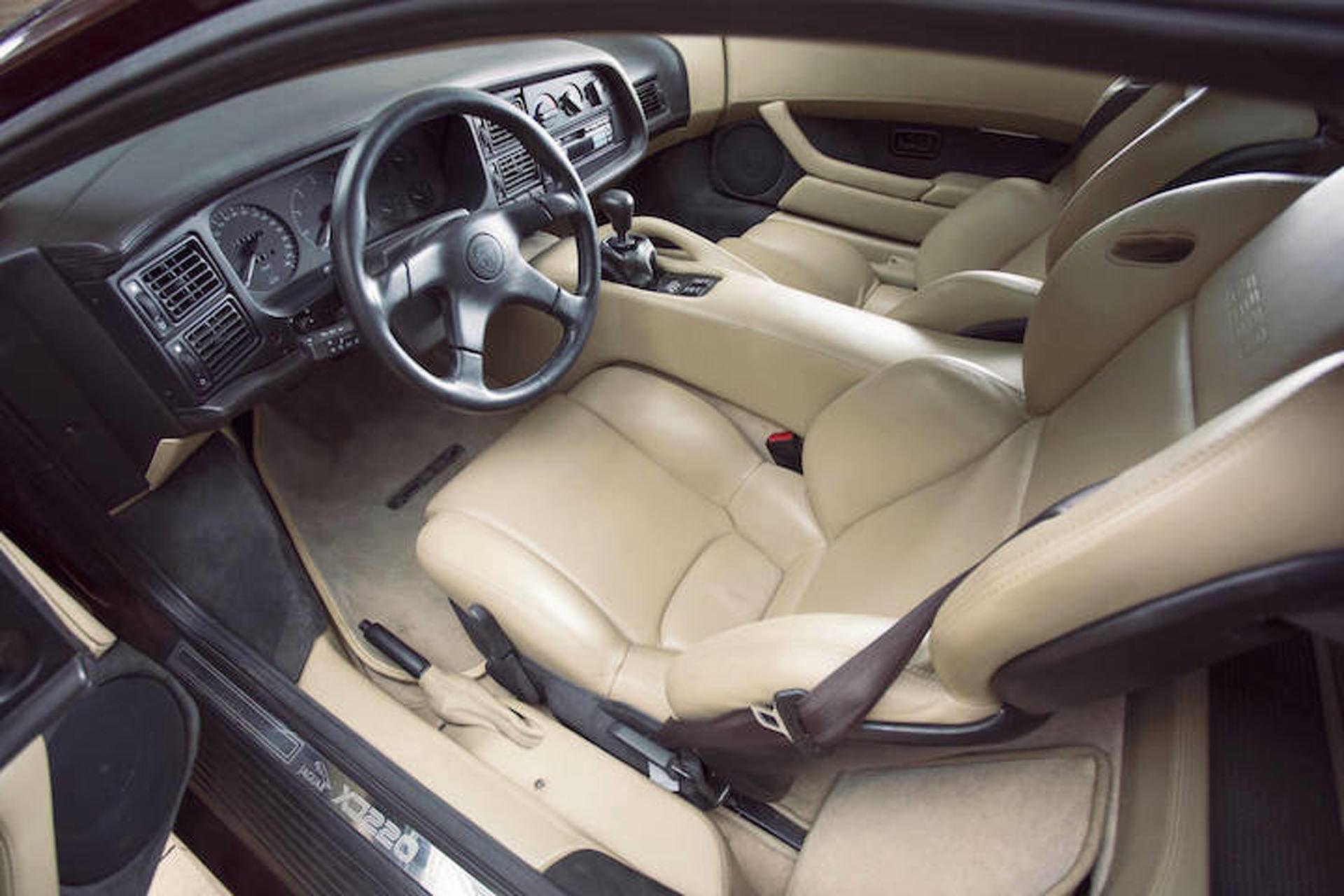 You Know You Want This Beautiful Jaguar XJ220