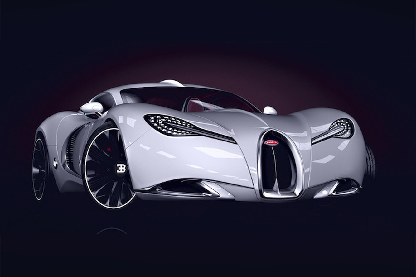 Hybrid Follow-Up to the Bugatti Veyron Officially Confirmed