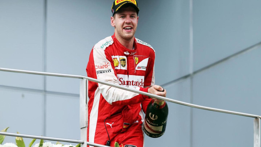 Vettel, not Hamilton better for F1 - Capelli