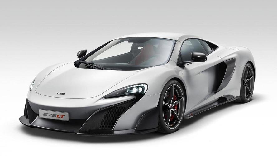 McLaren 675LT first fully revealing images hit the web; full specs inside