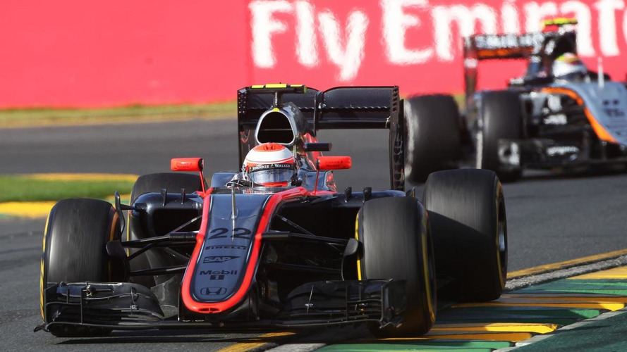 Silver lining for McLaren is good chassis