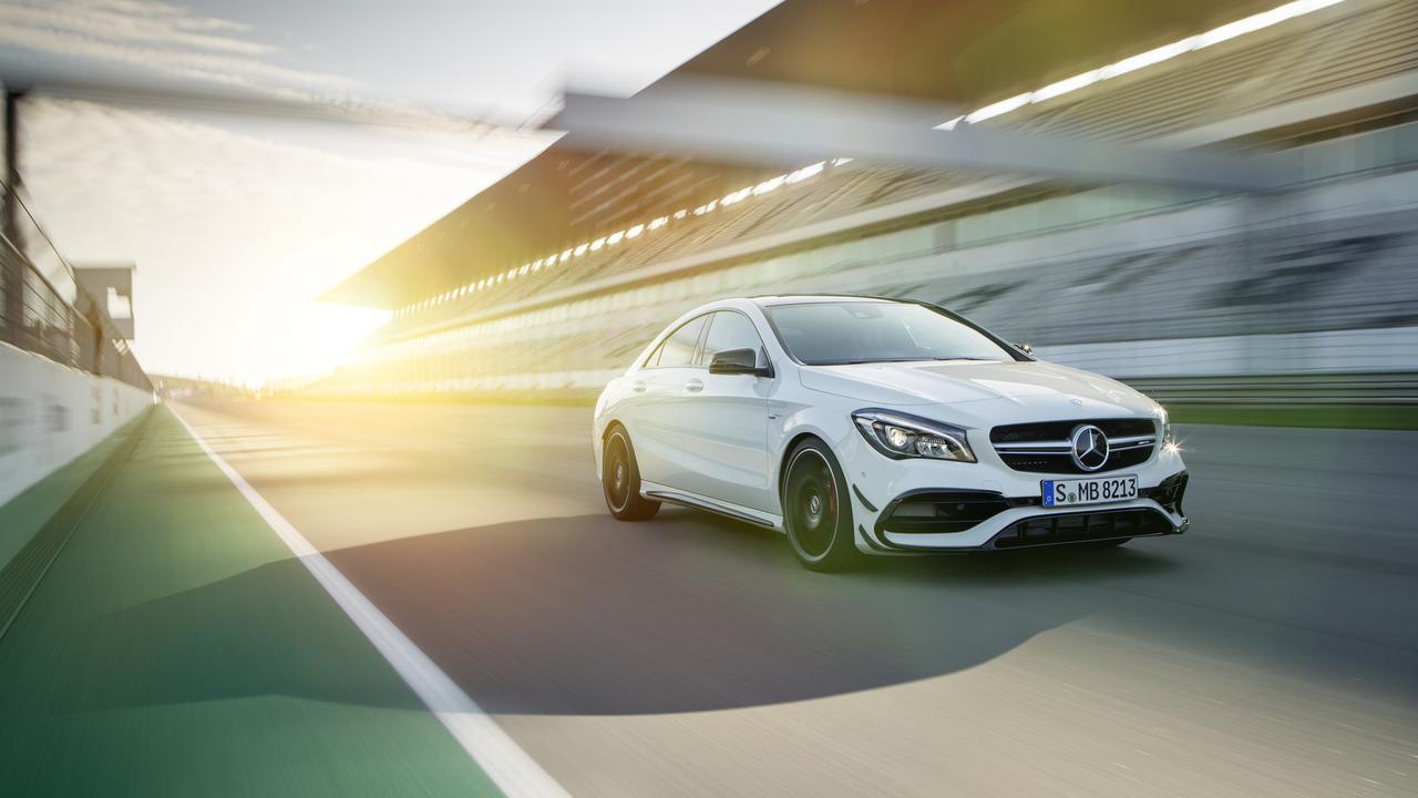 Mercedes-Benz March sales