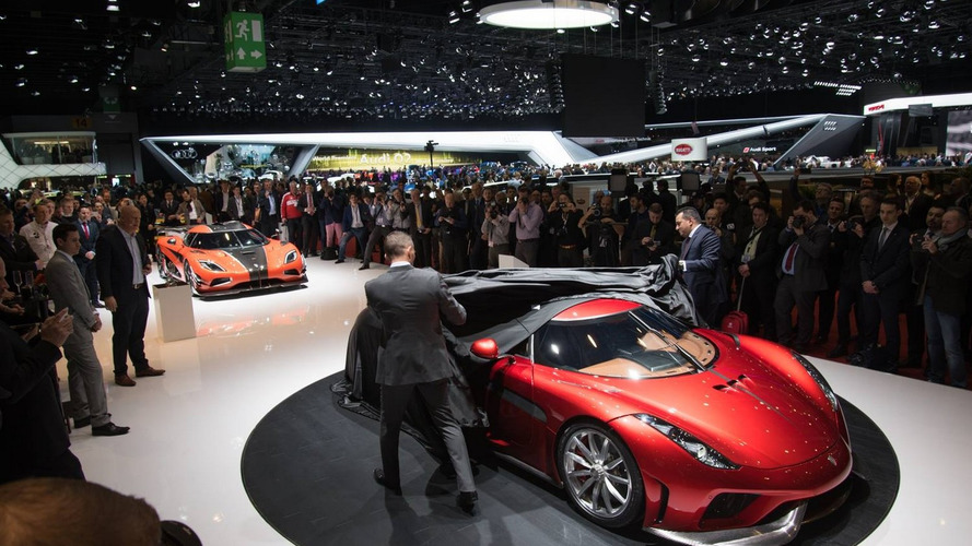 Koenigsegg Agera One of 1 unveiled with 1,360 bhp