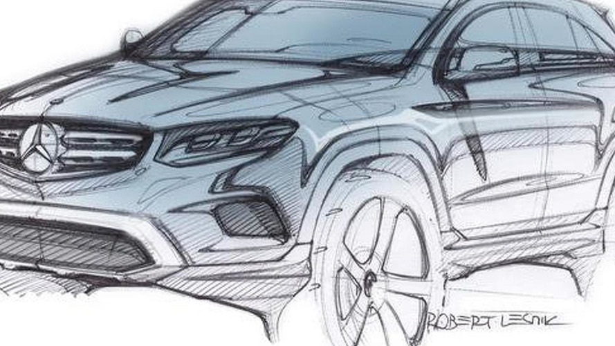 Mercedes-Benz reconfirms GLC reveal for June 17; preliminary details released