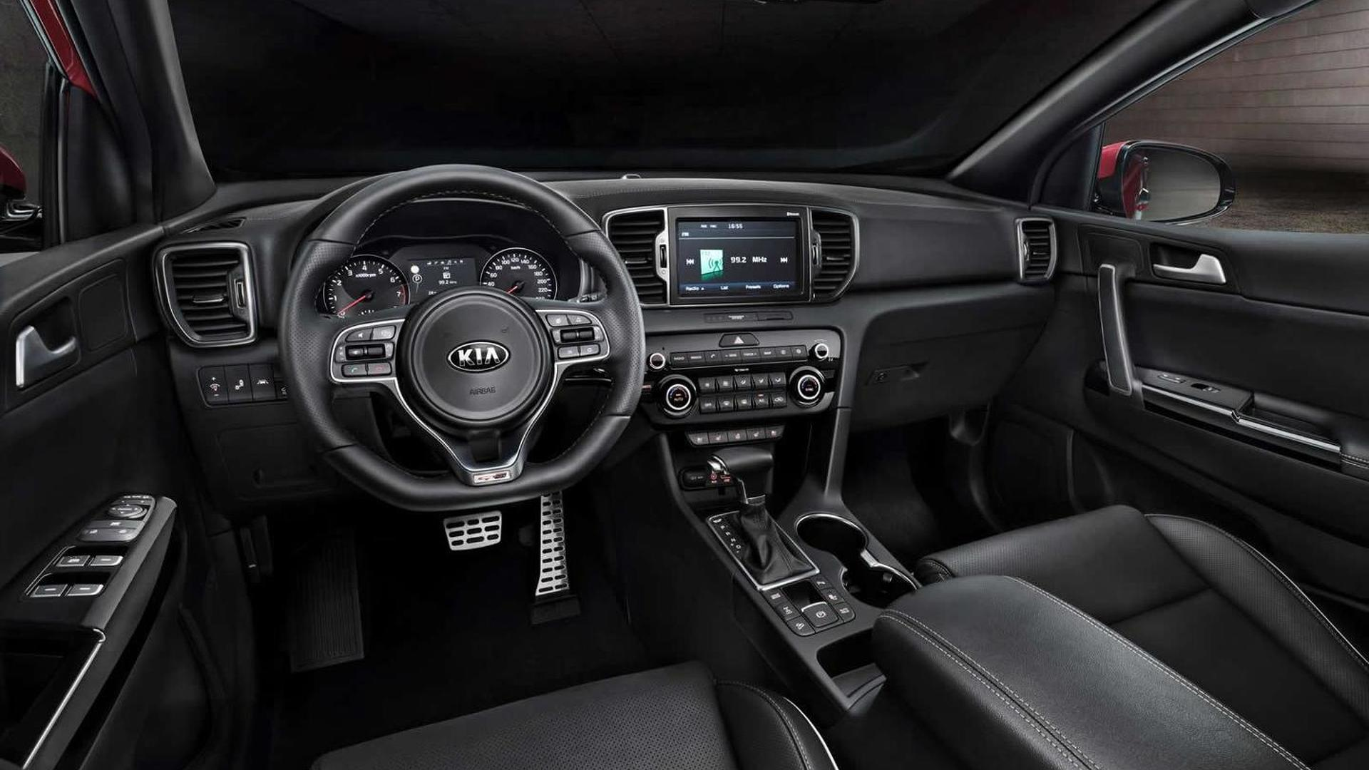 Kia Reveals Interior And Technical Specs Of 2016 Sportage Ahead Of
