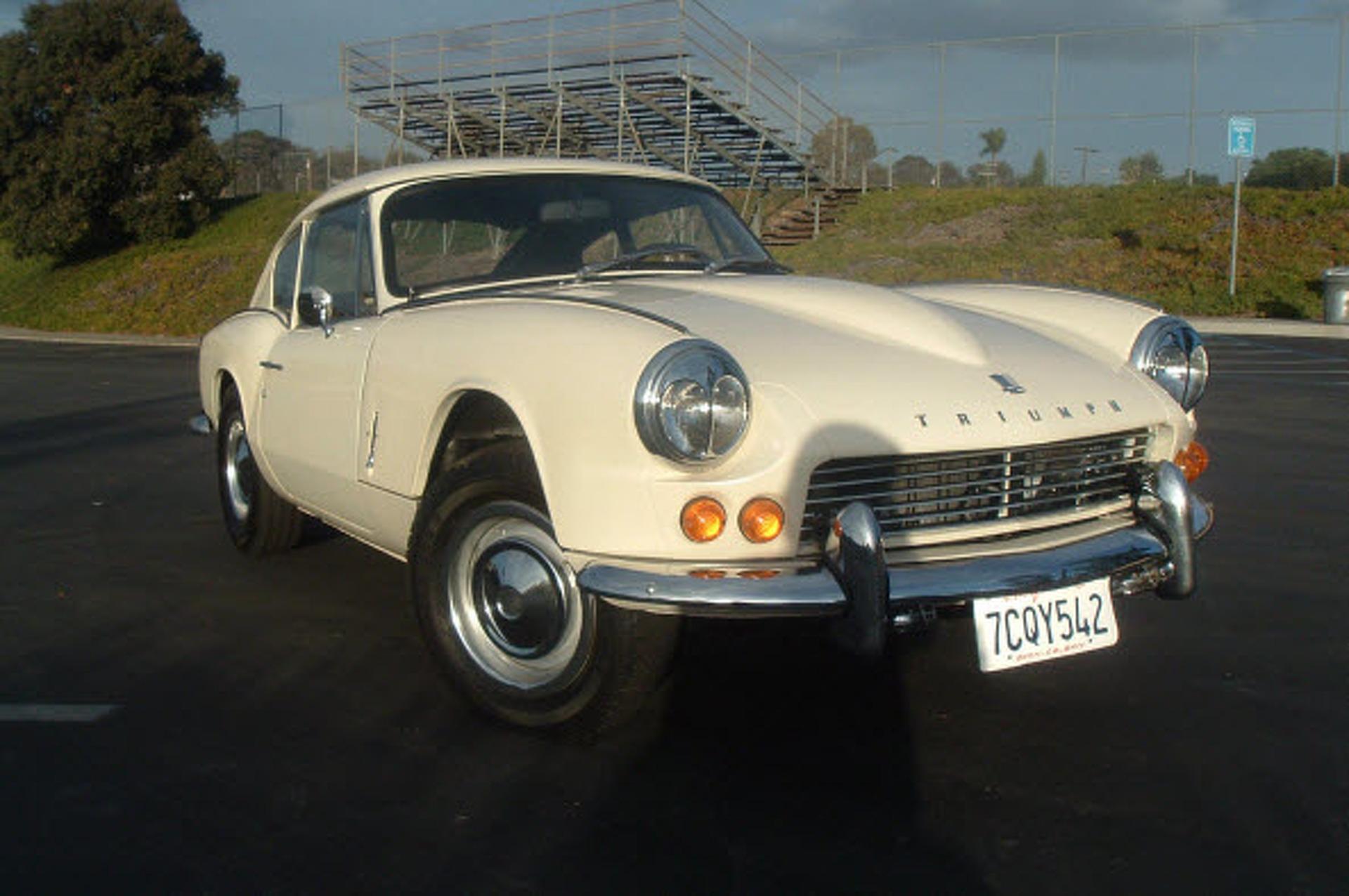 Ebay Car Of The Week 1968 Triumph Gt6 Mk1