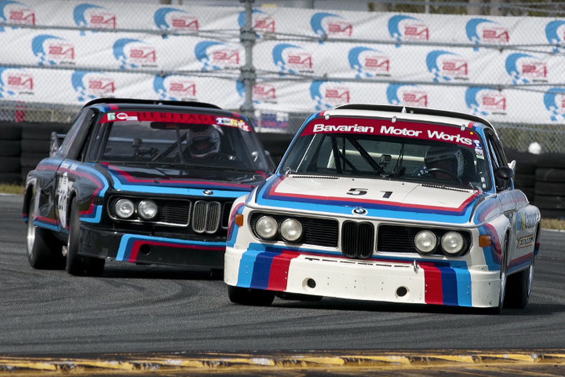 Watching Two Bmw 3 0 Csl Batmobiles Go Head To Head Is As Rare As