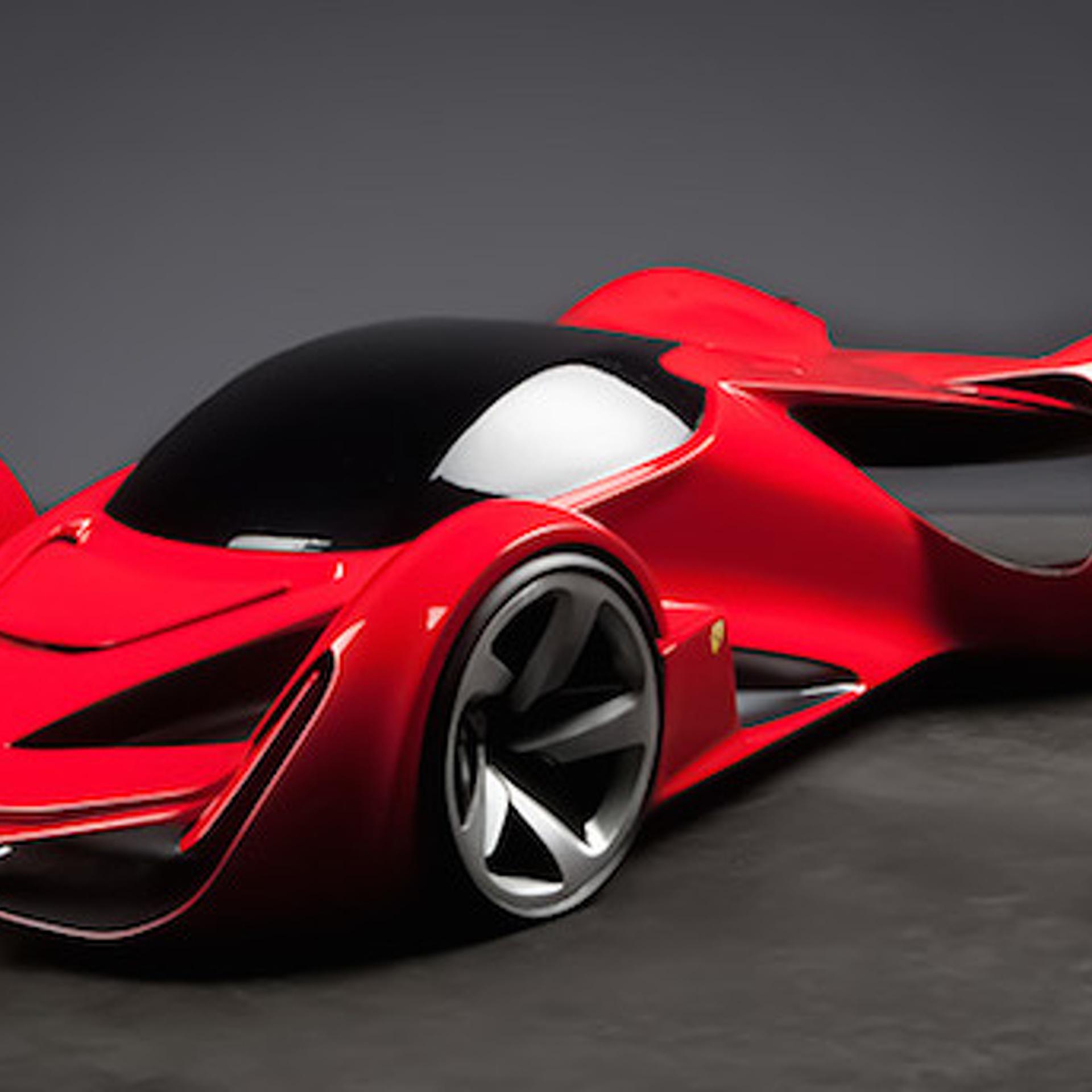 Ferrari Brand: 12 Ferrari Concept Cars That Could Preview The Future Of