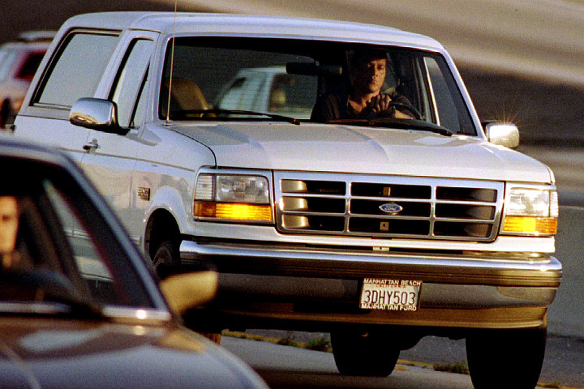 Was The Oj Simpson Trial To Blame For The Demise Of The Ford Bronco