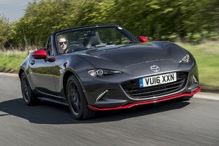 Mazda Showing Off New MX-5 Icon Edition at Goodwood