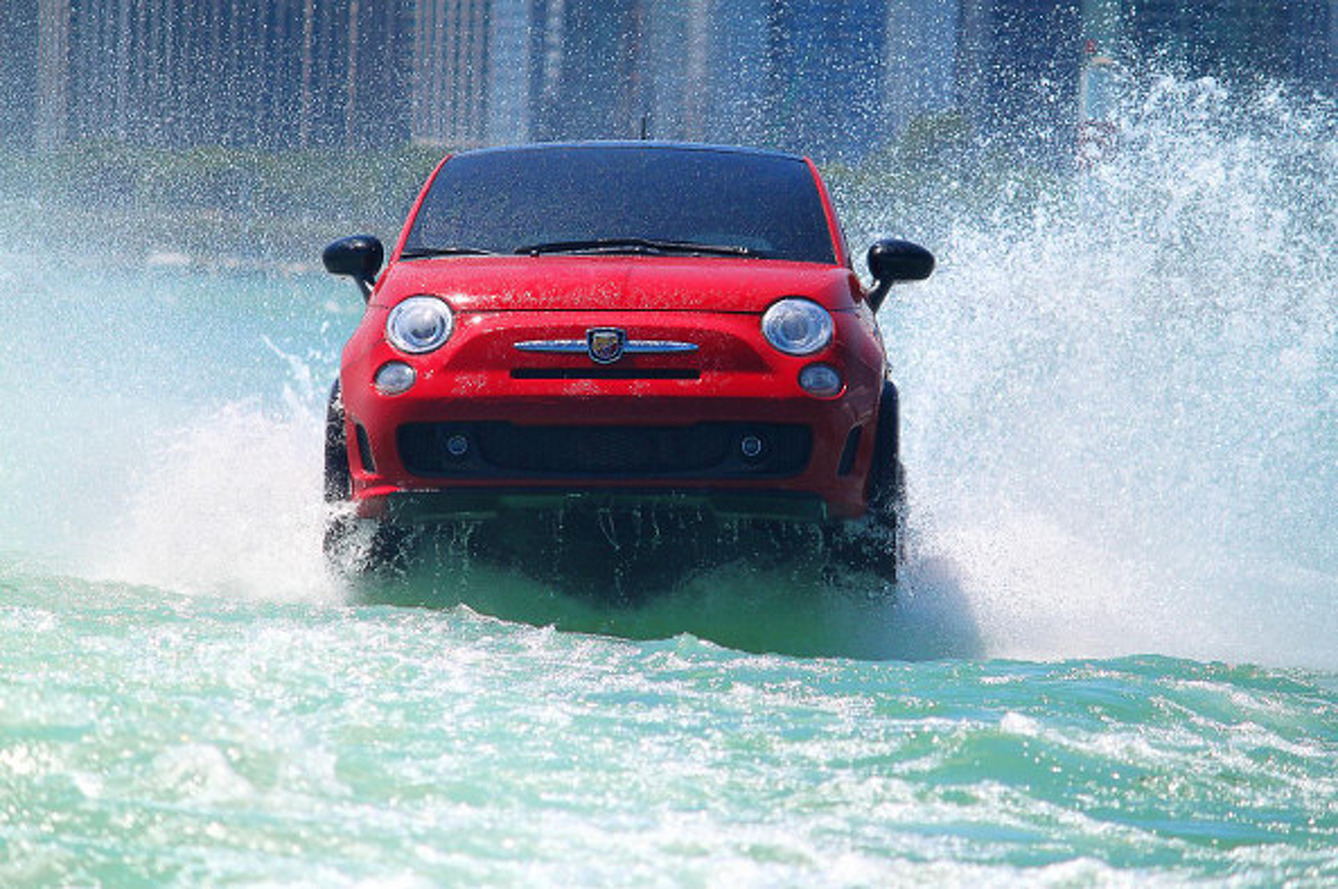 The World's Wildest Aquatic Automobiles