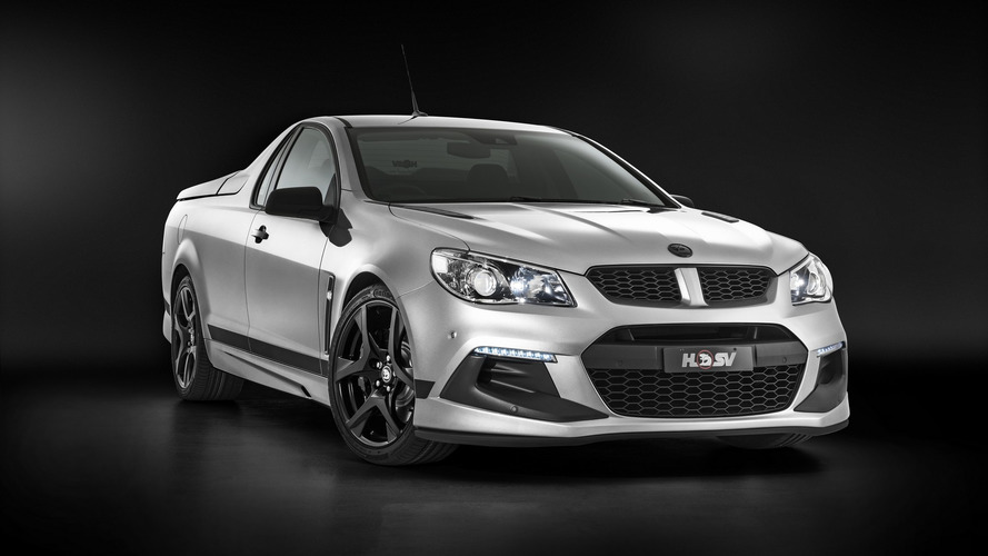 HSV retires LS3 V8 models with Black, Grange, Track editions