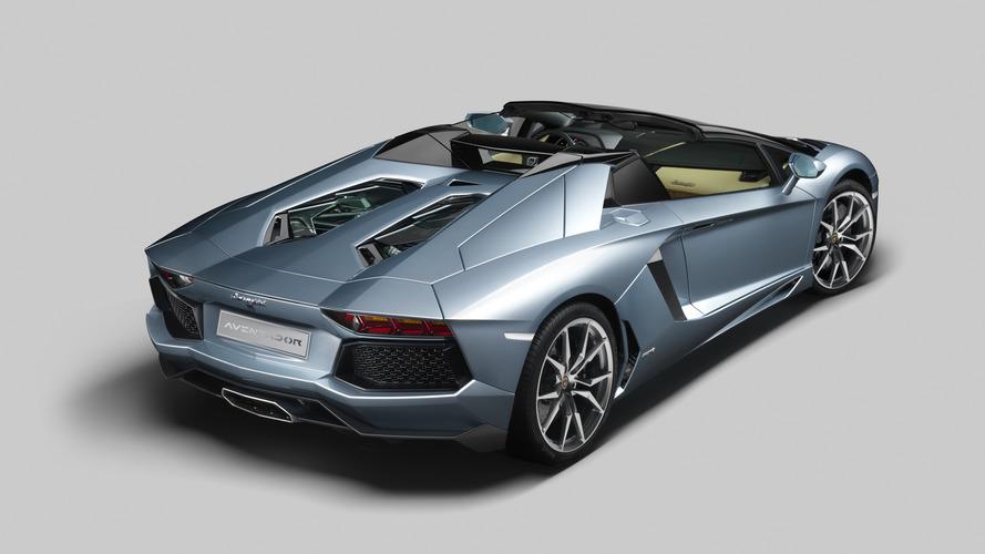 Superb Lamborghini. Aventador ...