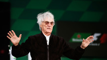 Bernie Ecclestone, at a Heineken sponsorship announcement