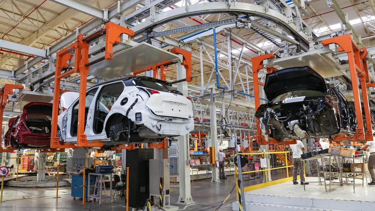 Fabrica Nissan - Resende (RJ)