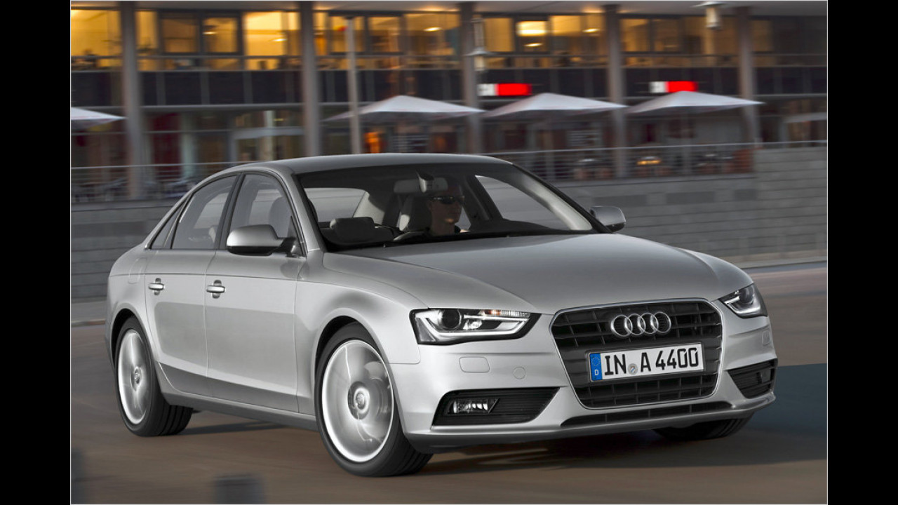 Audi A4 2.0 TDI Attraction quattro