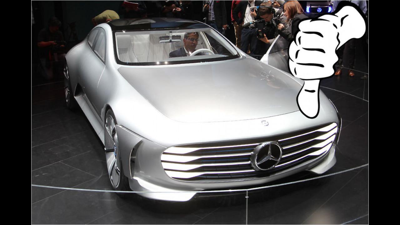 Flop: Mercedes Concept IAA