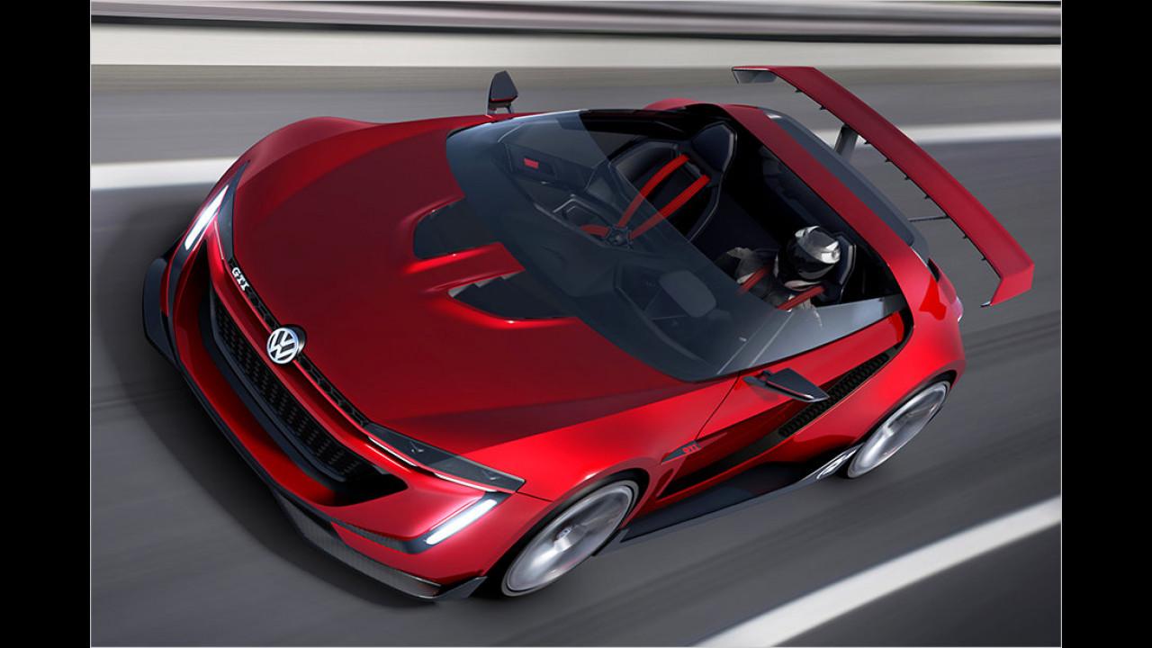 VW GTI Roadster (2014)