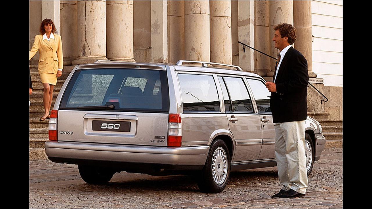 Volvo 960: Fast wie ein 245er