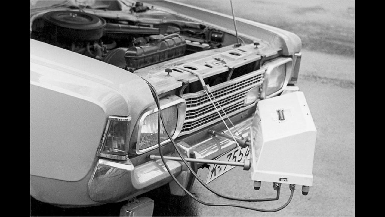 Ford 20M (um 1968)