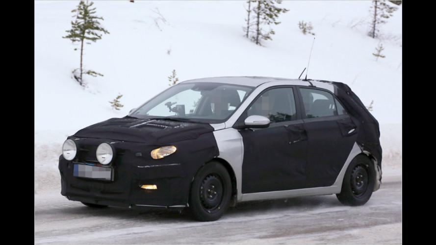 Erwischt: Hyundai i20