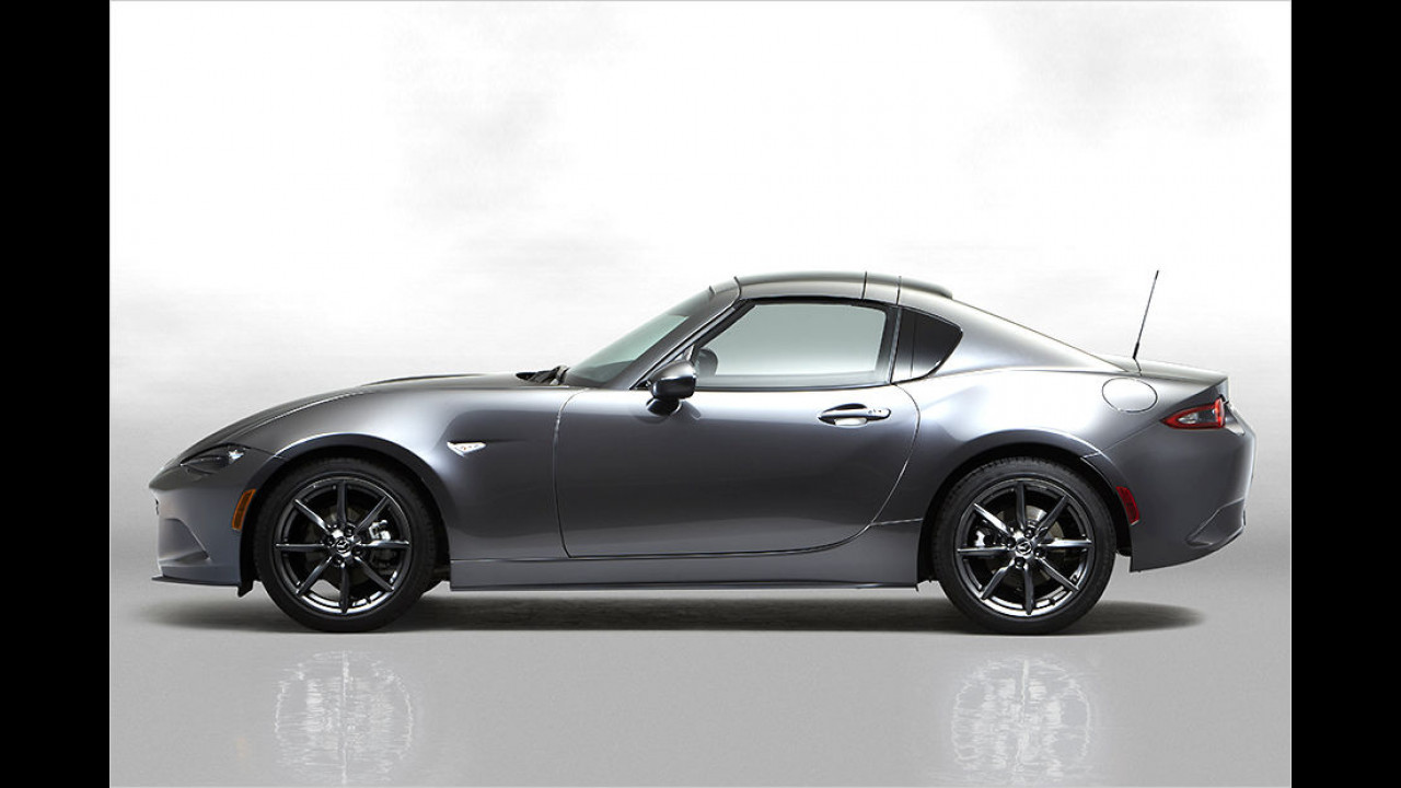 Mazda MX-5 Roadster-Coupé