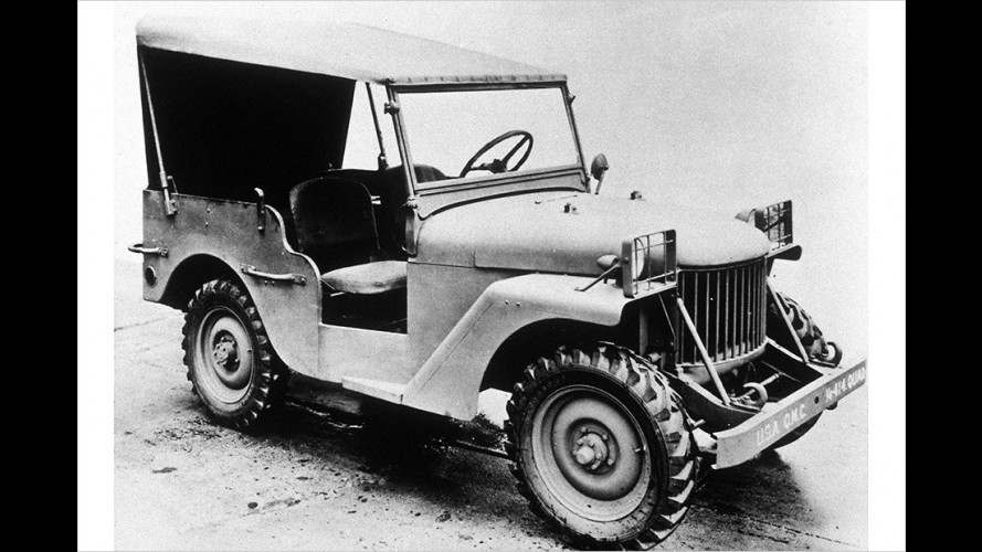 75 Jahre Jeep: Woher der Name Jeep kommt