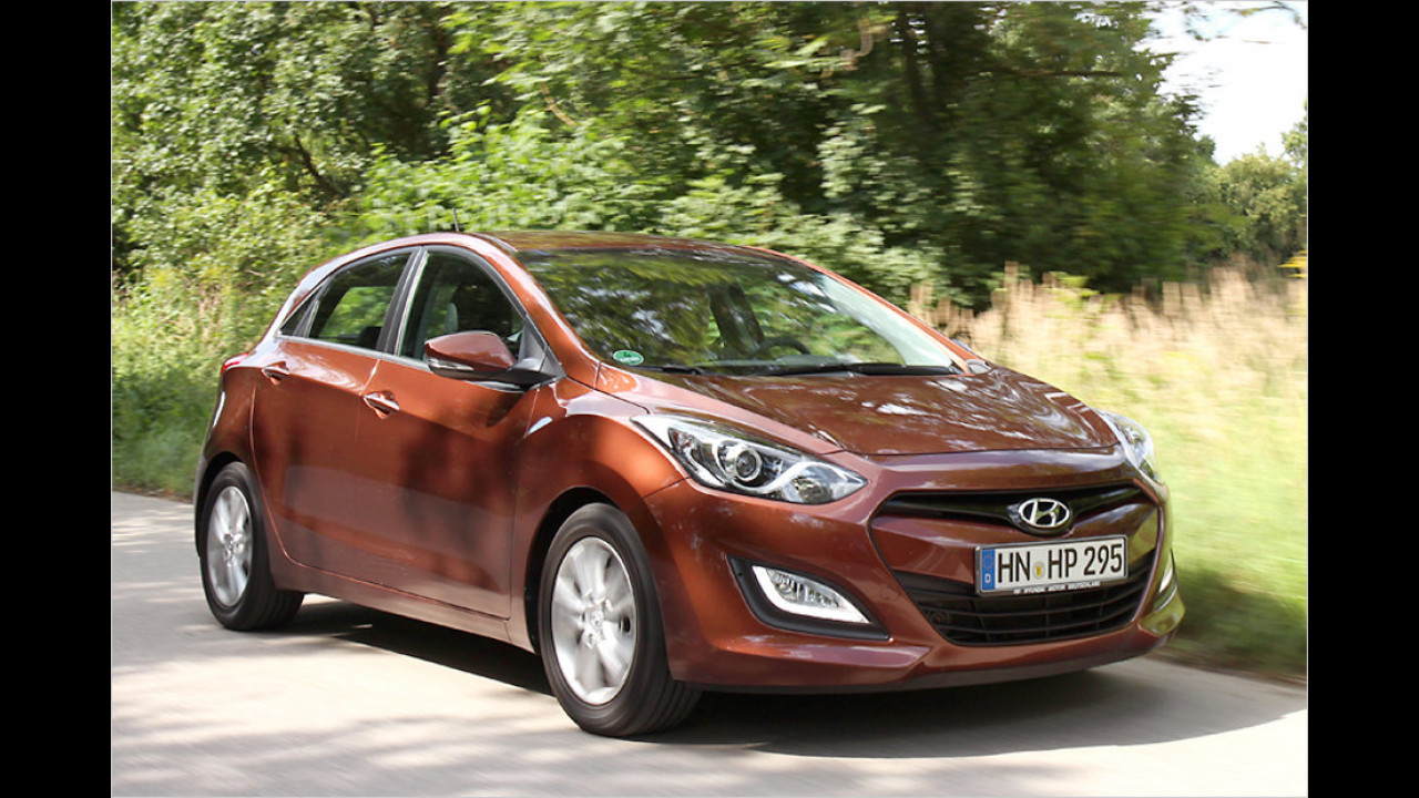 Kompaktklasse, Platz 2: Hyundai i30