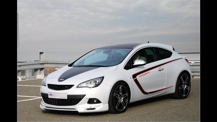 Steinmetz macht den Opel Astra GTC noch flotter