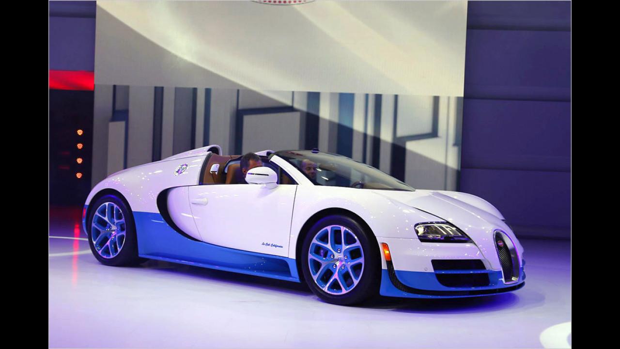 Bugatti Veyron 16.4 Grand Vitesse