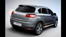 Peugeot 4008: Japan-Gene