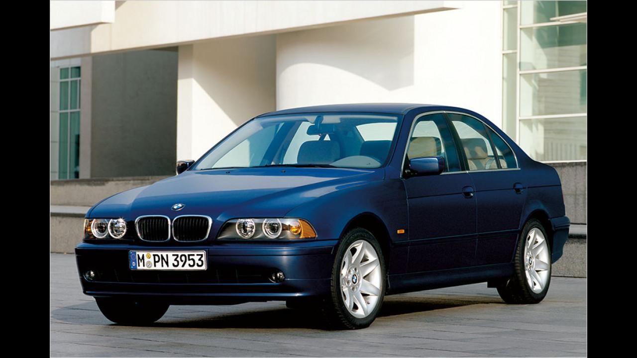 Baureihe E39 (1995 bis 2004)