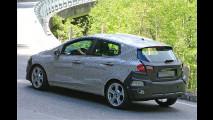 Erwischt: Ford Fiesta